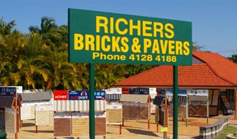 Richers Bricks & Pavers